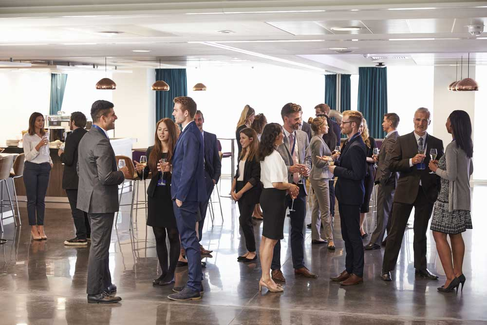 Getting the most out of your business networking